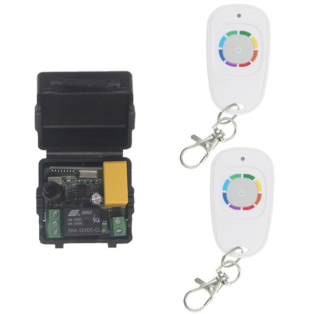 Wireless Remote Control Light Switch with Transmitter