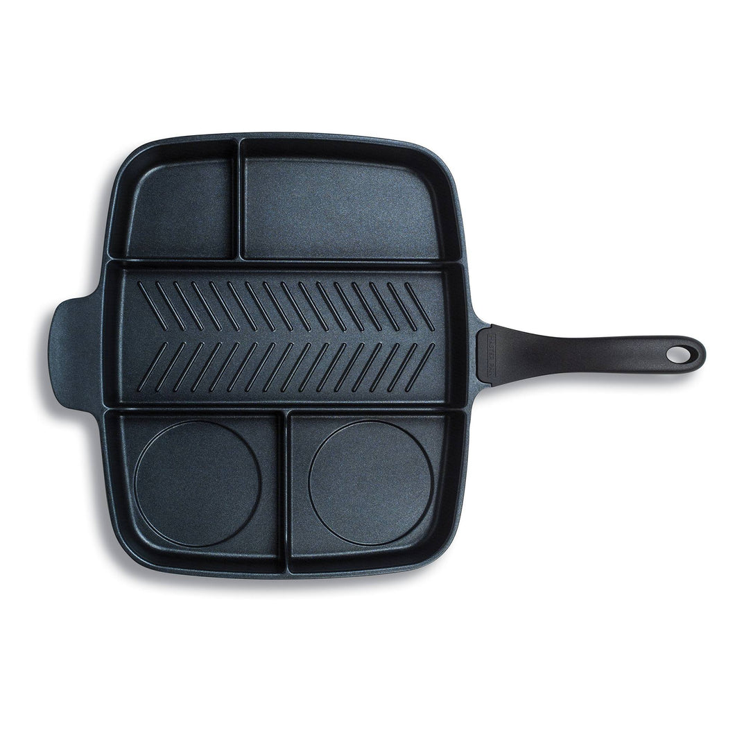 Original Master Pan Divided Frying Pan