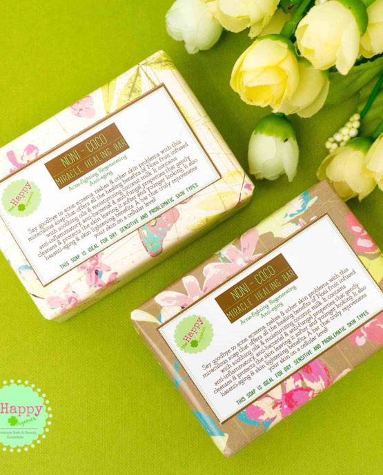 Noni-Coco Miracle Healing Soap