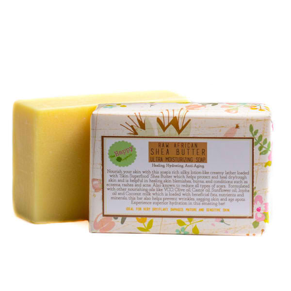 Raw African Shea Butter Soap
