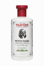 Load image into Gallery viewer, Thayers Alcohol-Free Cucumber Witch Hazel Toner