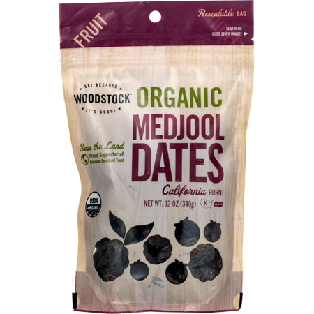 Woodstock Organic Medjool California
