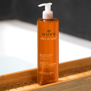 Nuxe Rêve de miel  Face and Body Ultra-Rich Cleansing Gel