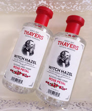 Load image into Gallery viewer, Thayers Alcohol-Free Rose Petal Witch Hazel Toner