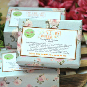 My Fair Lady Whitening Bar