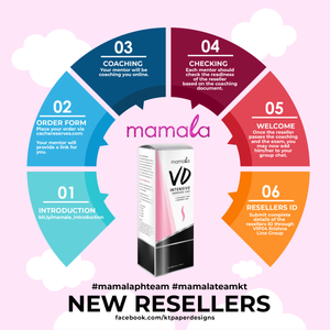 Mamala VD Trusted by many users all over the world. Contact us to reserve this HG product. Should you want to be a reseller, here is the process flow.