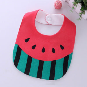Colorful and Quirky Baby Bib / Waterproof Burp Cloths (Preorder)