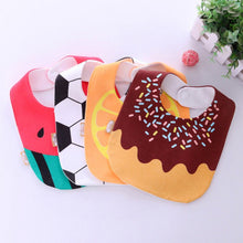 Load image into Gallery viewer, Colorful and Quirky Baby Bib / Waterproof Burp Cloths (Preorder)