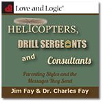 Helicopters, Drill Sergeants and Consultants