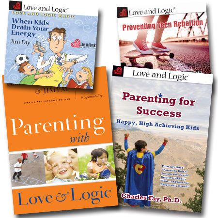 Ages 7 - 12 Parenting Package