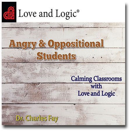 Angry & Oppositional Students - Audio