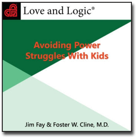 Avoiding Power Struggles with Kids - Audio