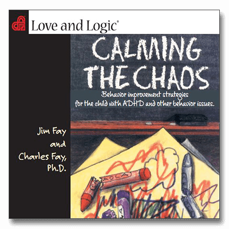 Calming the Chaos - Audio