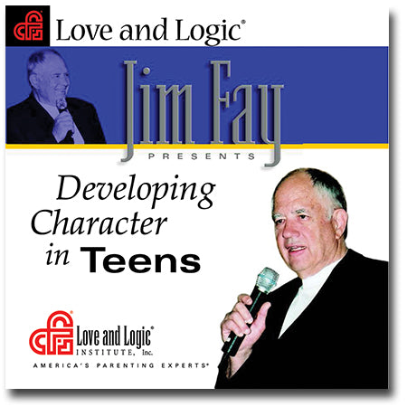 Developing Character in Teens - Audio