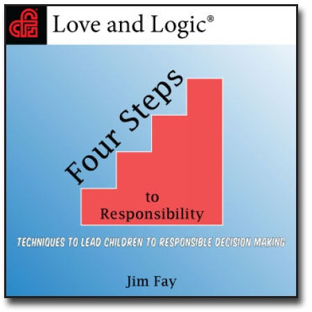 Four Steps to Responsibility - Audio