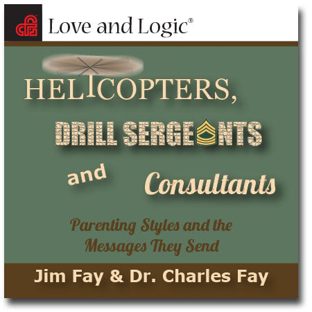 Helicopters, Drill Sergeants and Consultants - Audio