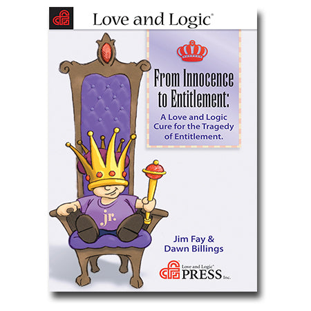 From Innocence to Entitlement - Book