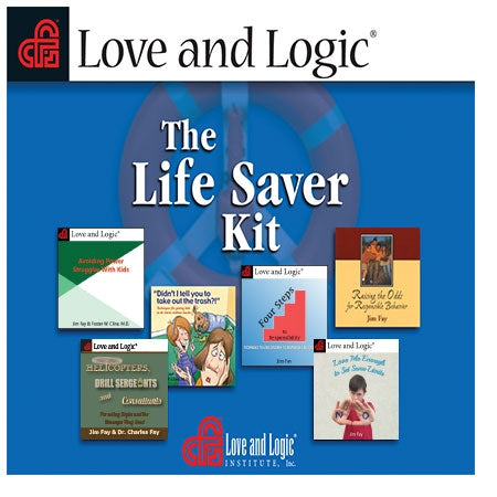 The Life Saver Kit - Audio