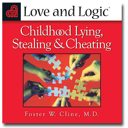Childhood Lying, Stealing and Cheating - Streaming Audio
