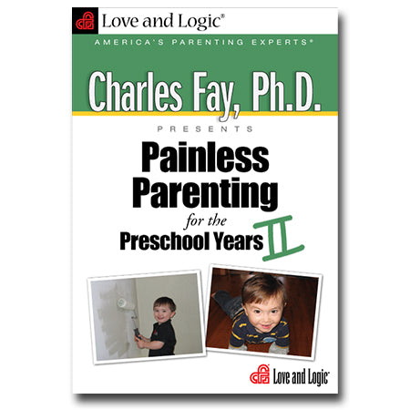Painless Parenting for the Preschool Years II - Webinar