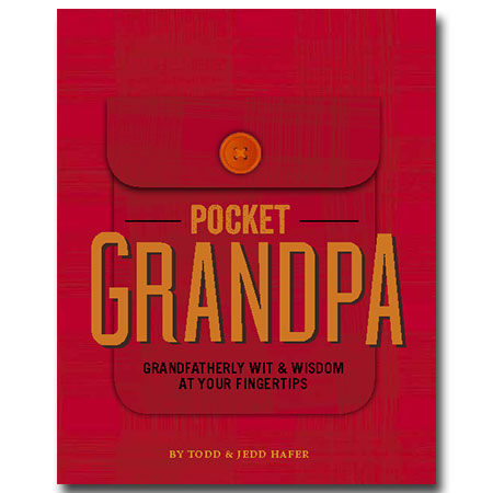 Pocket Grandpa - Book
