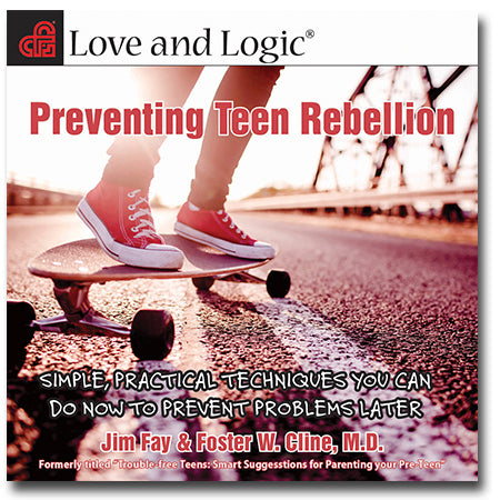 Preventing Teen Rebellion - Audio