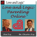 Love and Logic Parenting Online + Workbook