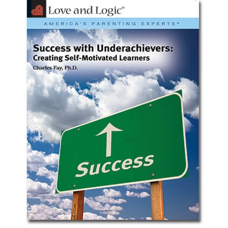 Success with Underachievers: Creating Self-Motivated Learners - Audio