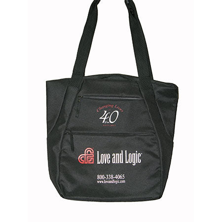 Love and Logic Tote Bag