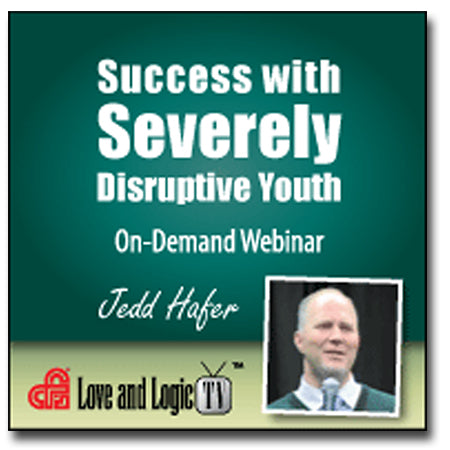 Success with Severely Disruptive Youth - Webinar