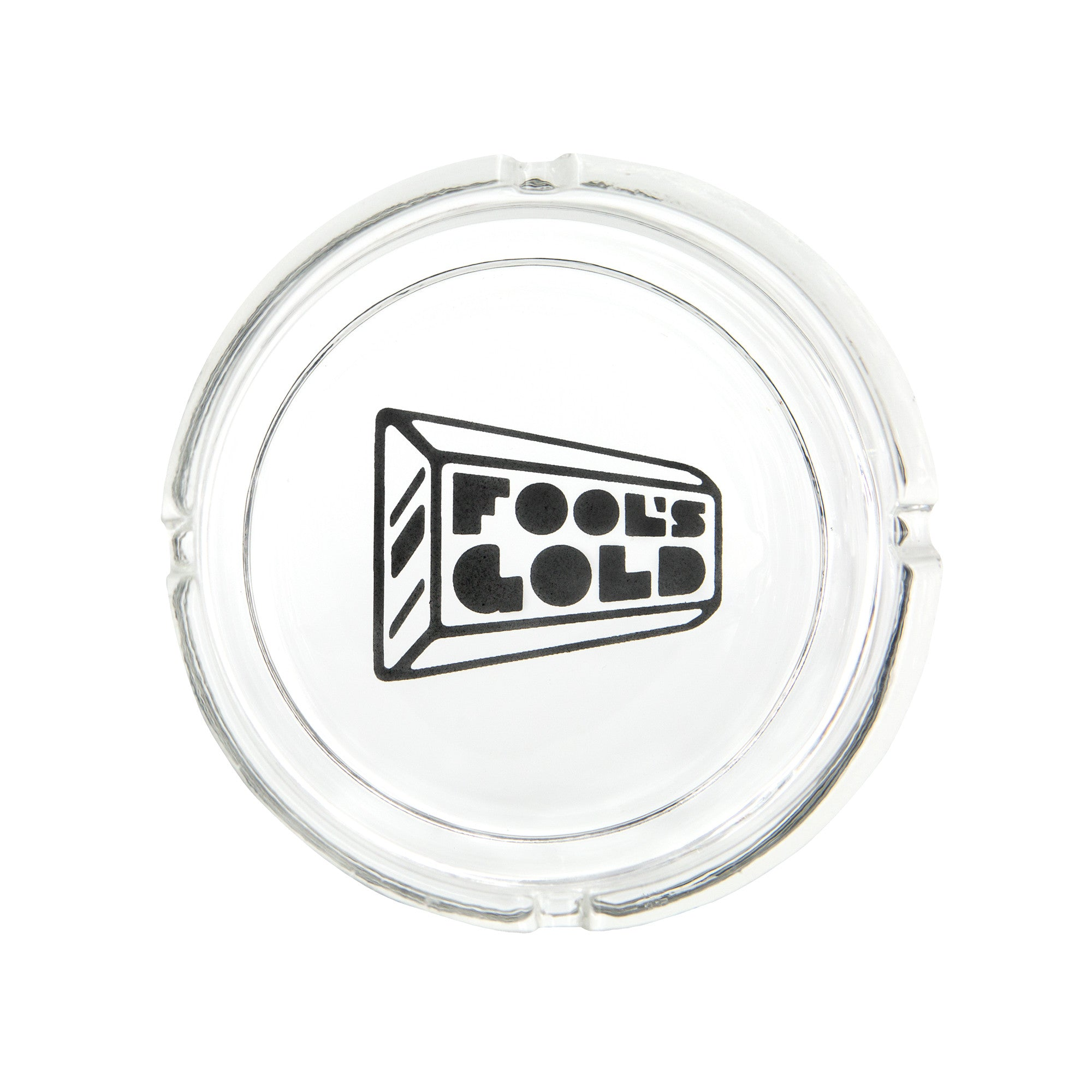 "Fool's Gold ""Logo"" Ashtray"