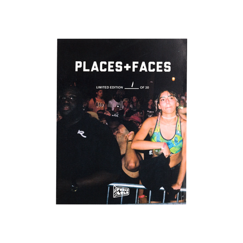 "Fool's Gold x Places+Faces ""DAY OFF"" Book"