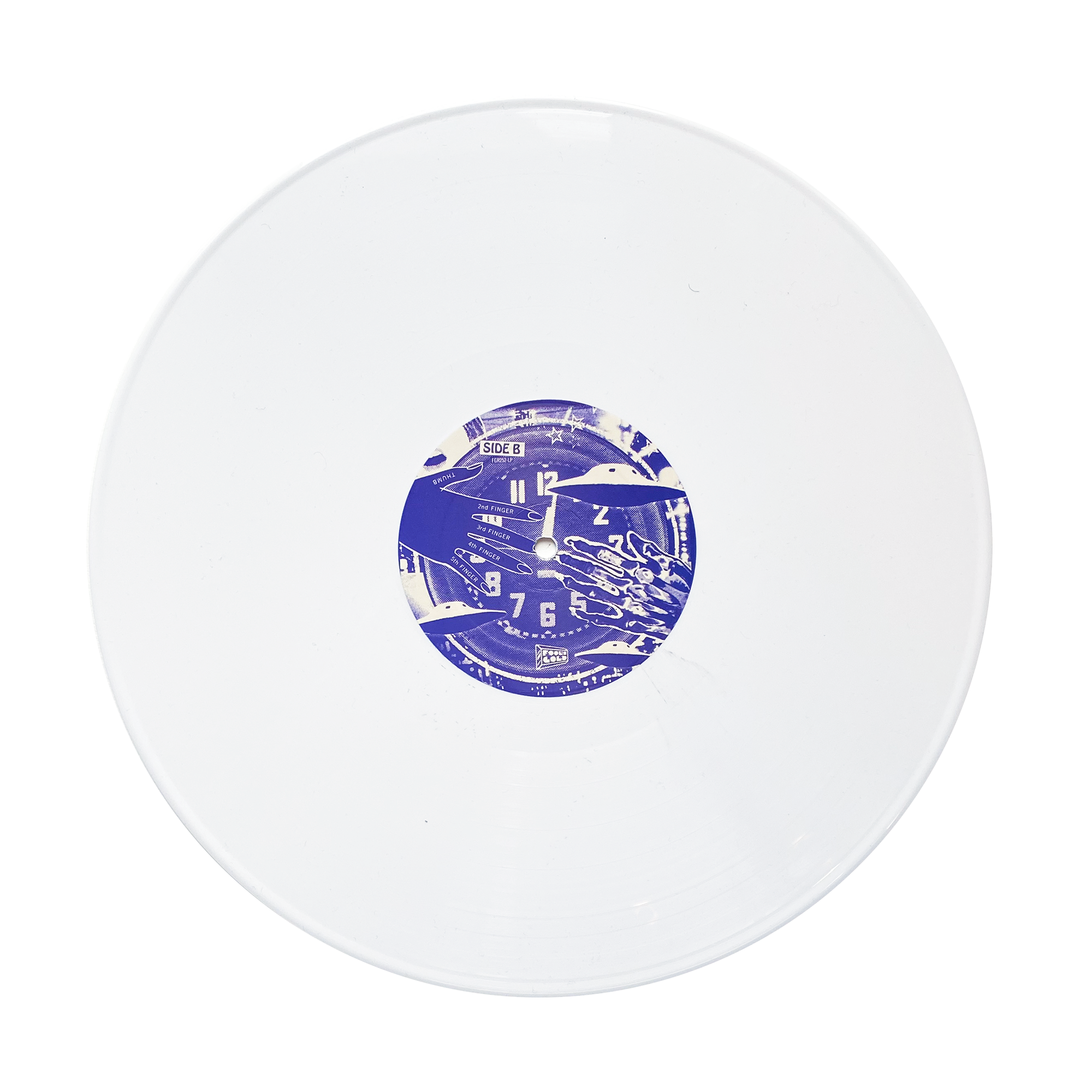 "Nick Catchdubs ""UFO"" Color Vinyl LP"