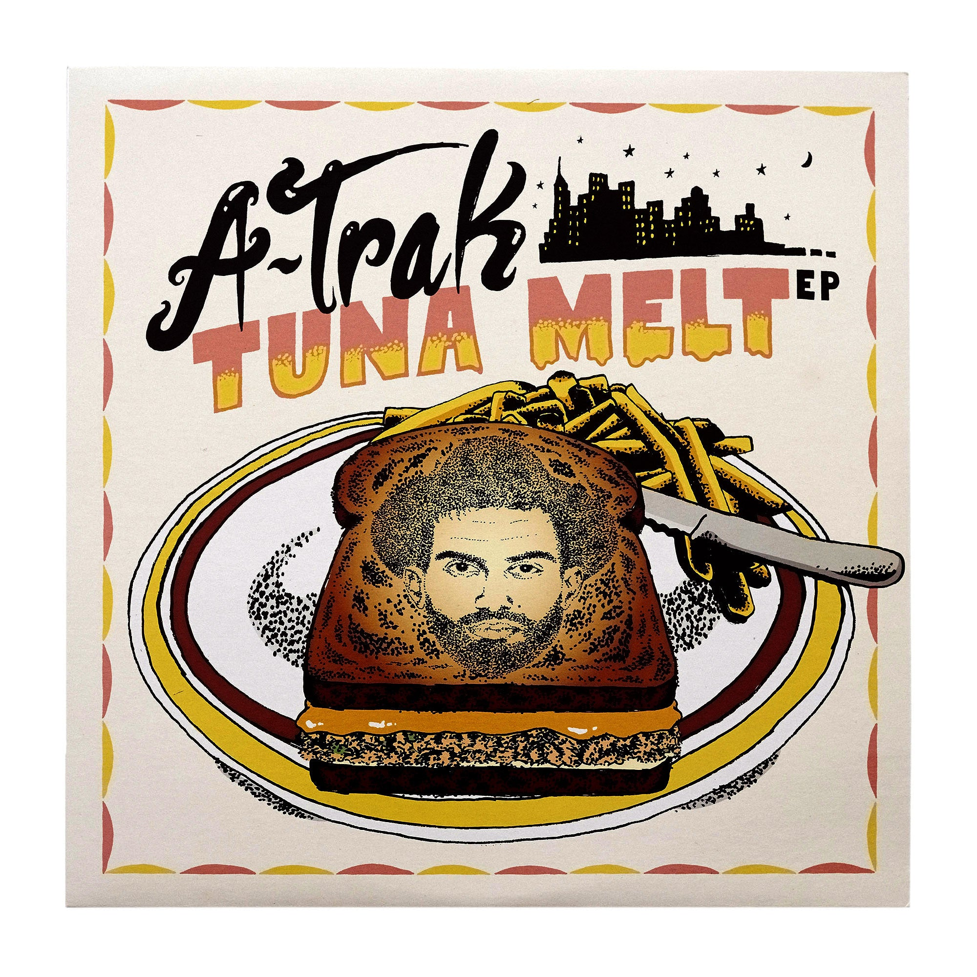 "A-Trak ""Tuna Melt"" 12"""