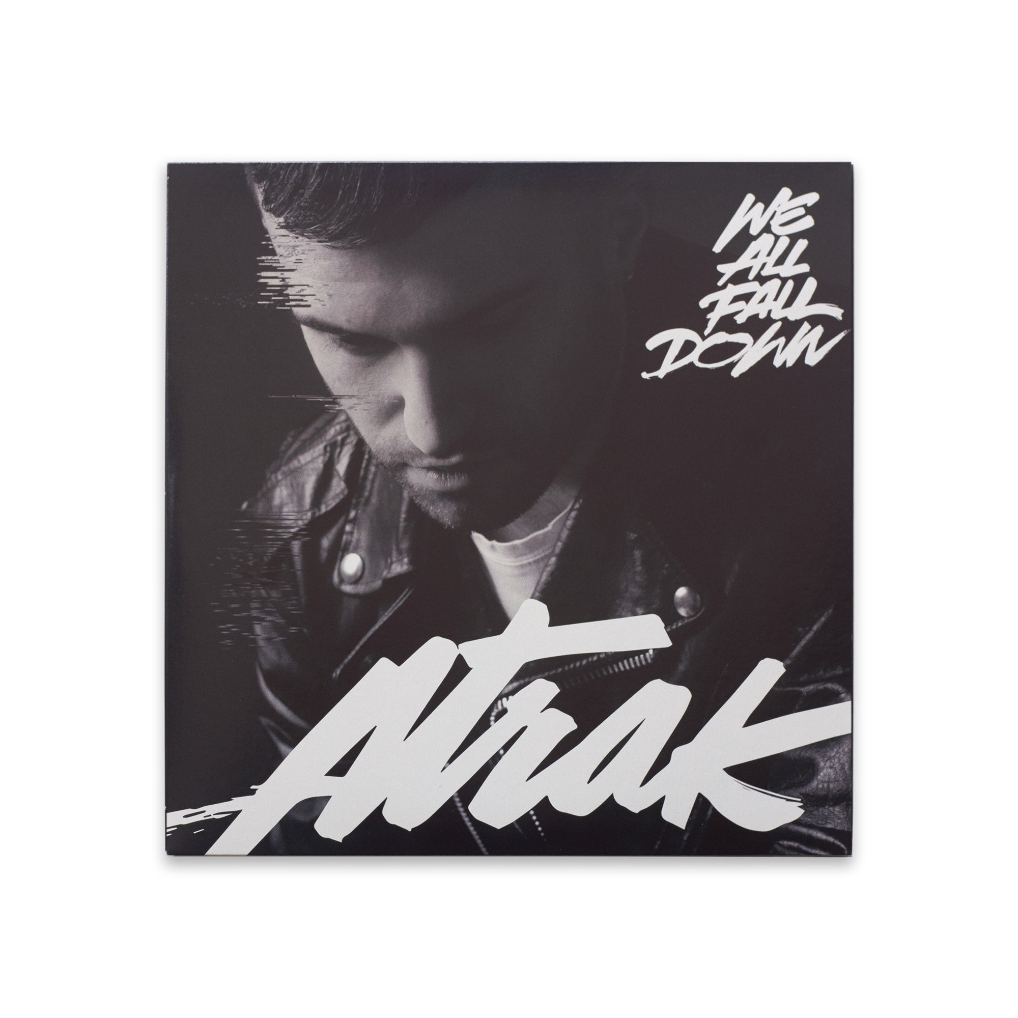 "A-Trak feat Jamie Lidell ""We All Fall Down"" Clear 7"""