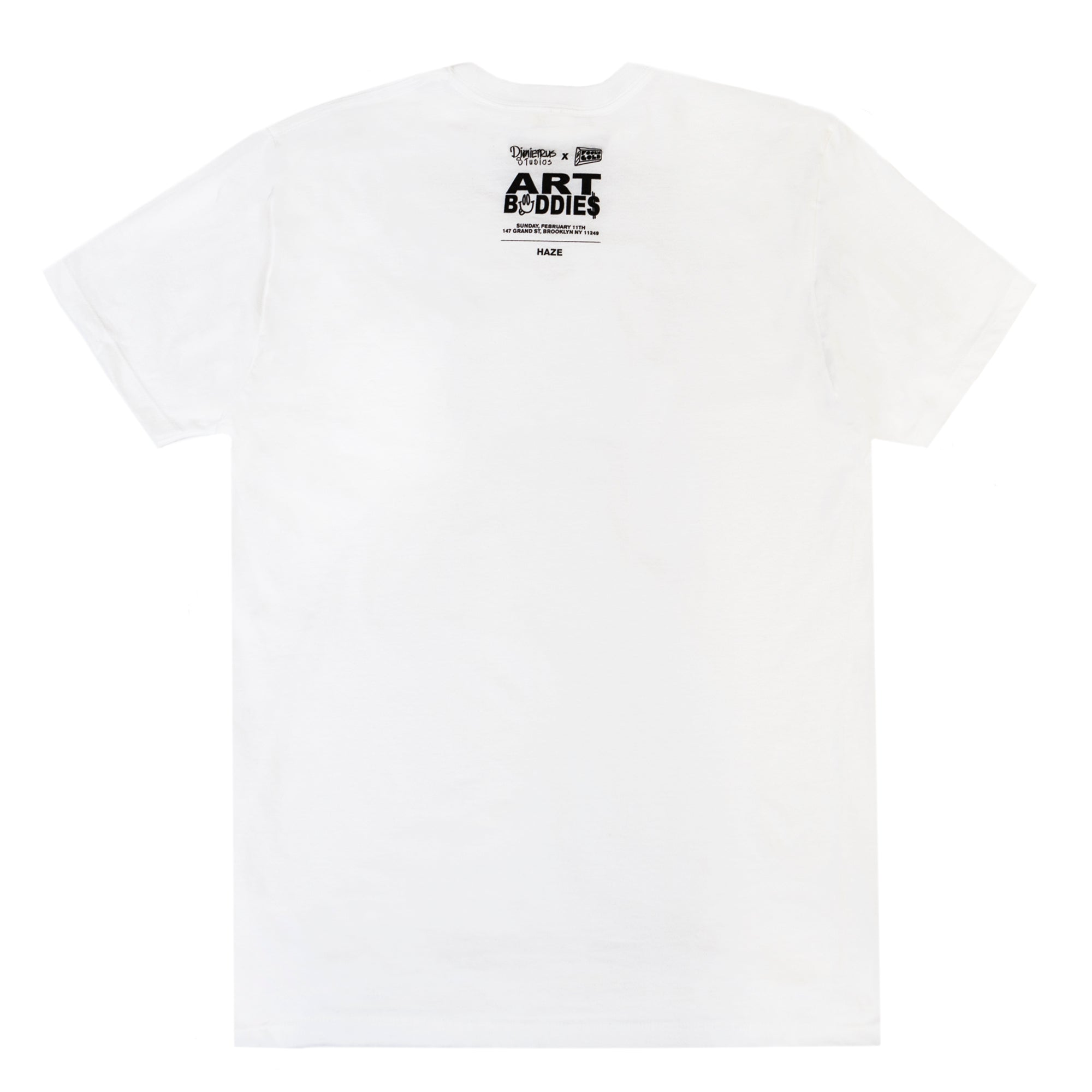 Fool's Gold x HAZE Art Tee