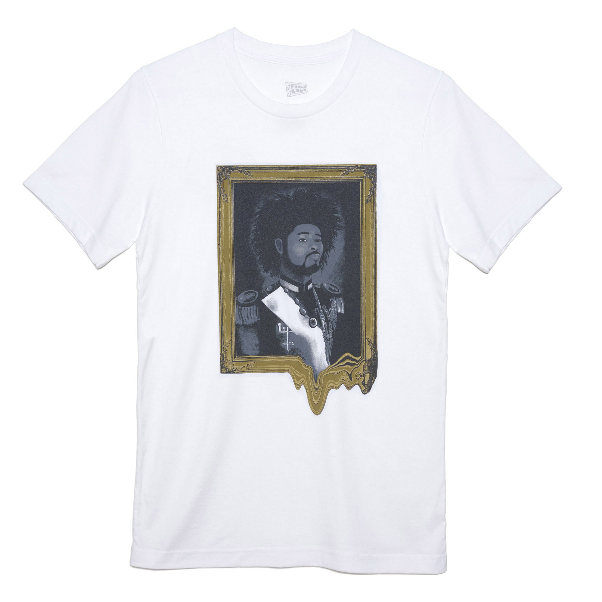 "Danny Brown ""Old"" Tee - White"