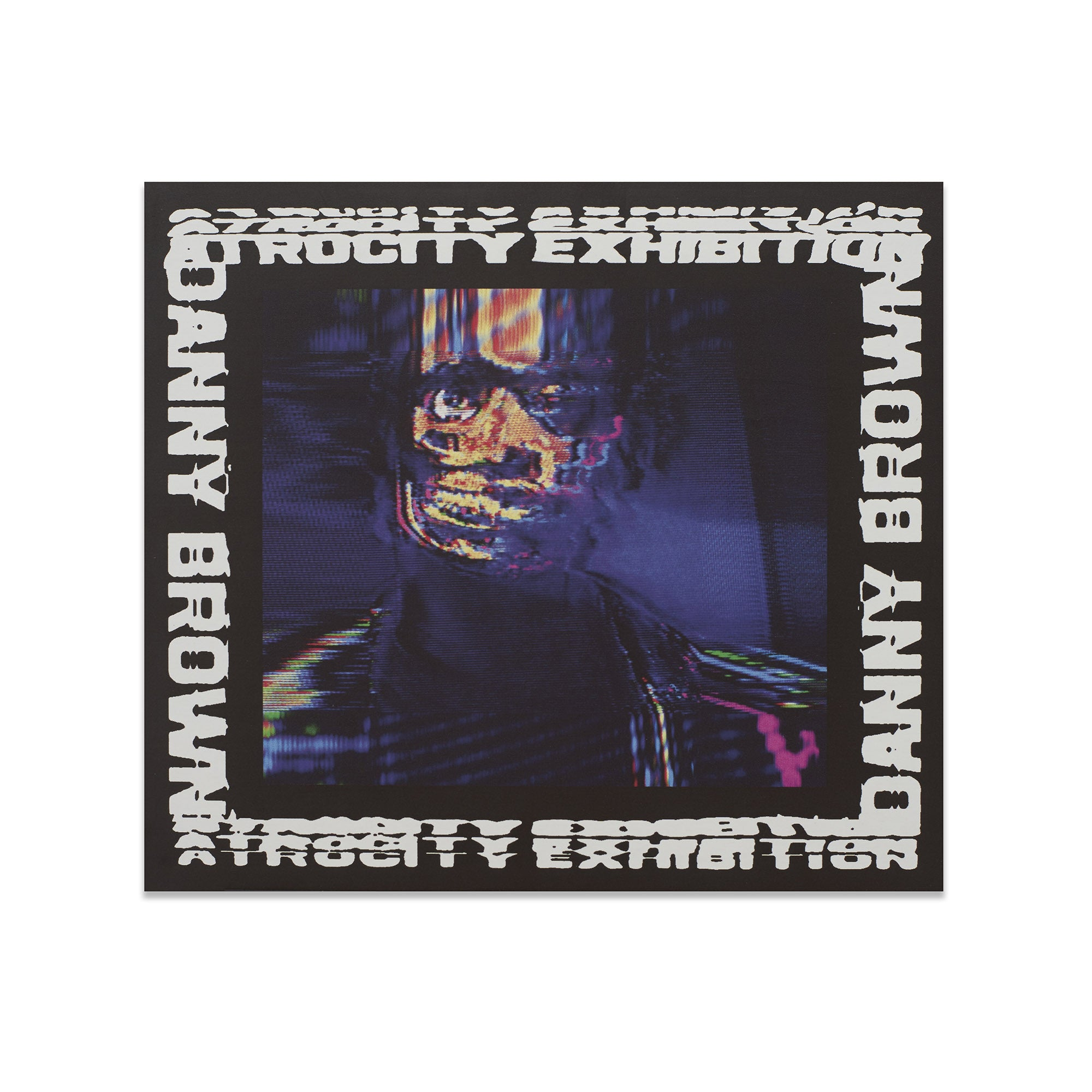 "Danny Brown ""Atrocity Exhibition"" CD"