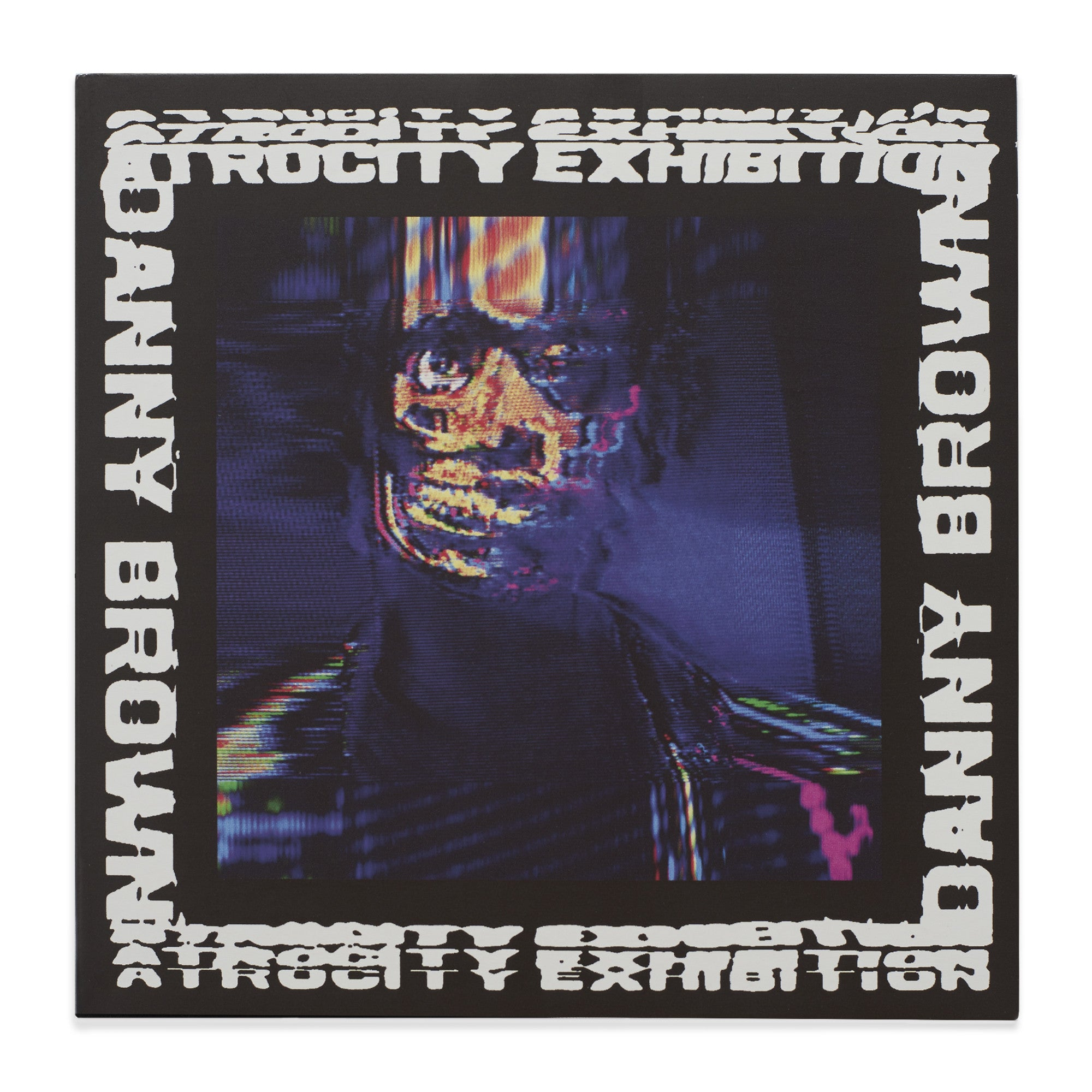 "Danny Brown ""Atrocity Exhibition"" 2xLP"