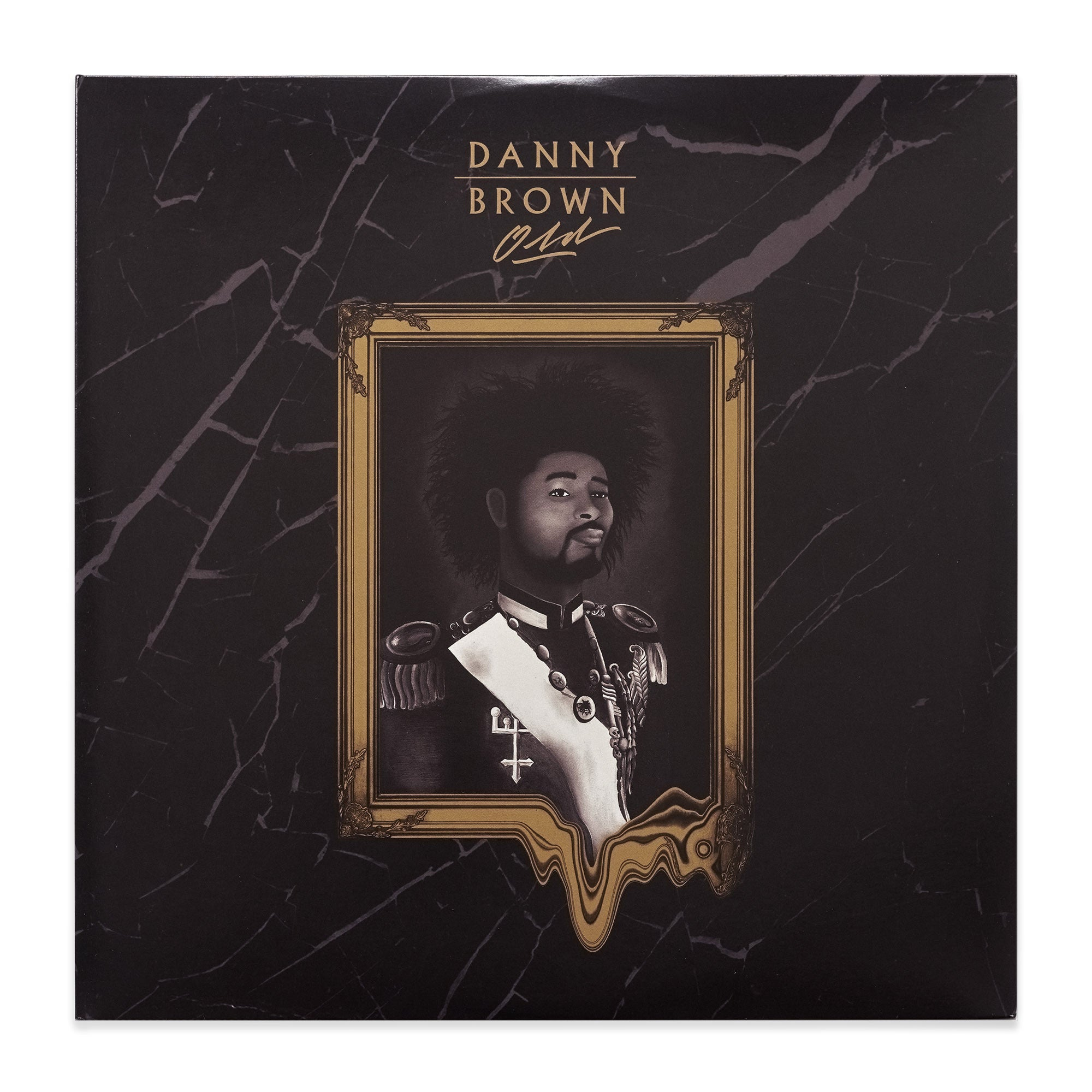 "Danny Brown ""Old"" 2xLP"