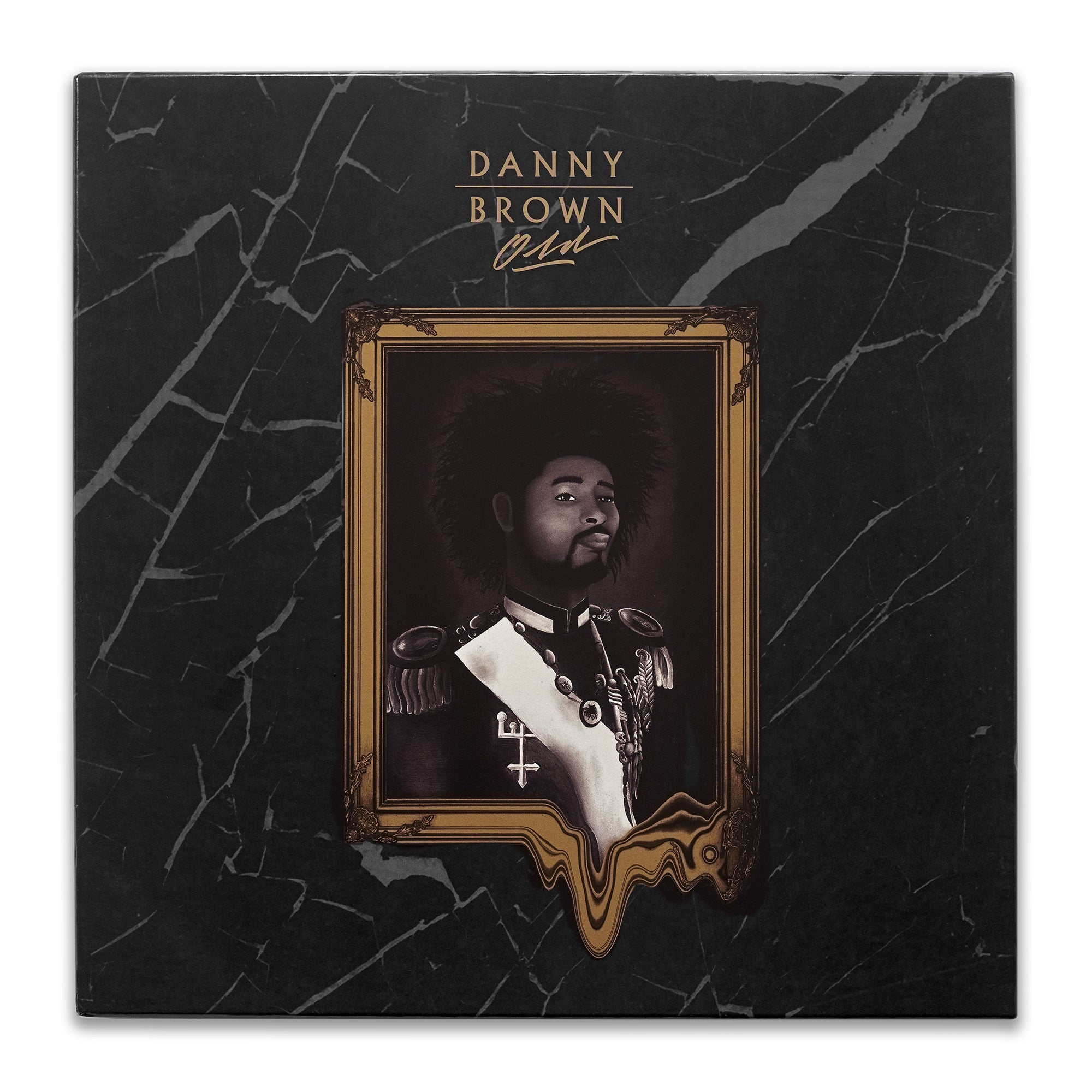 "Danny Brown ""Old"" Deluxe Box Set"