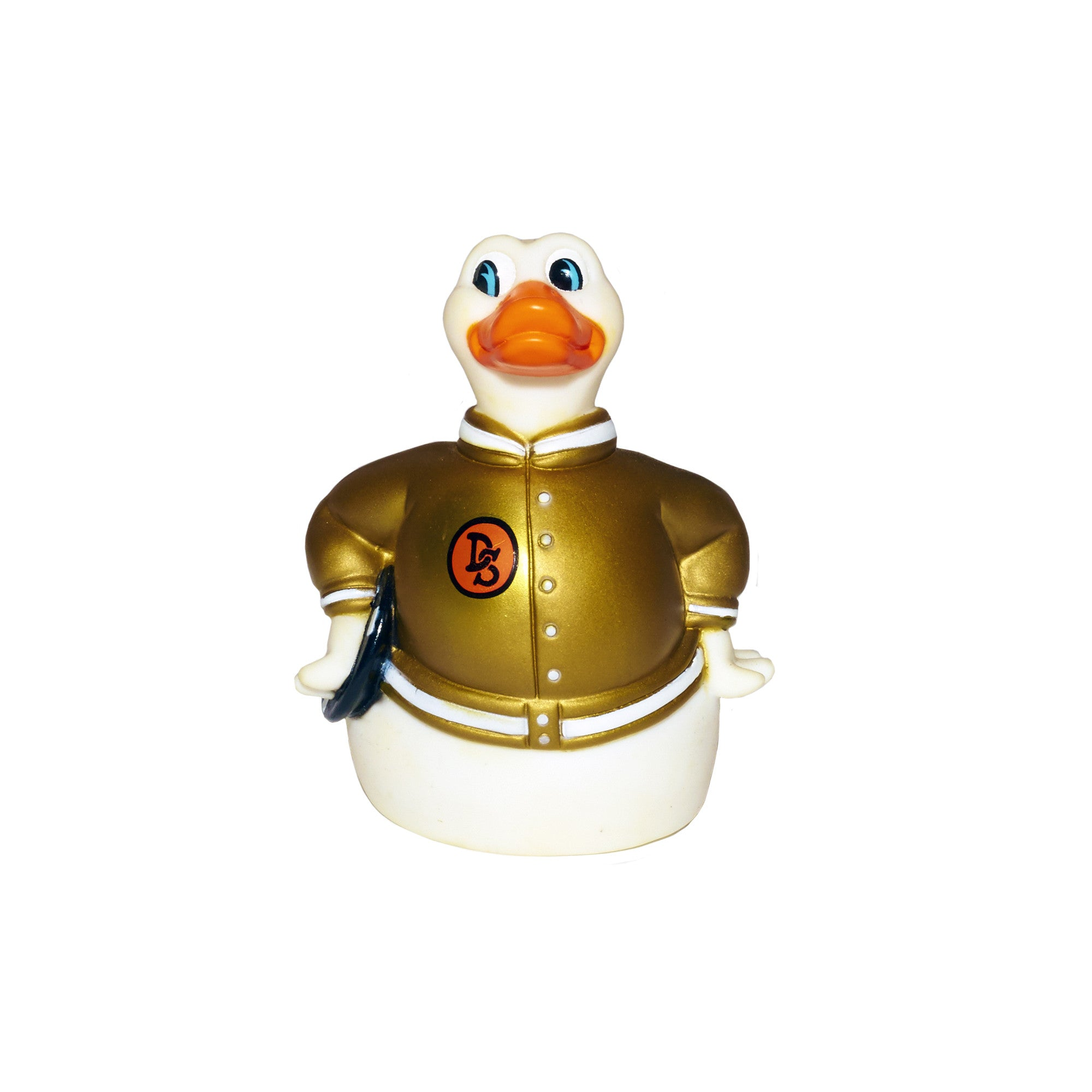 "Duck Sauce ""Mascot"" Rubber Duck"