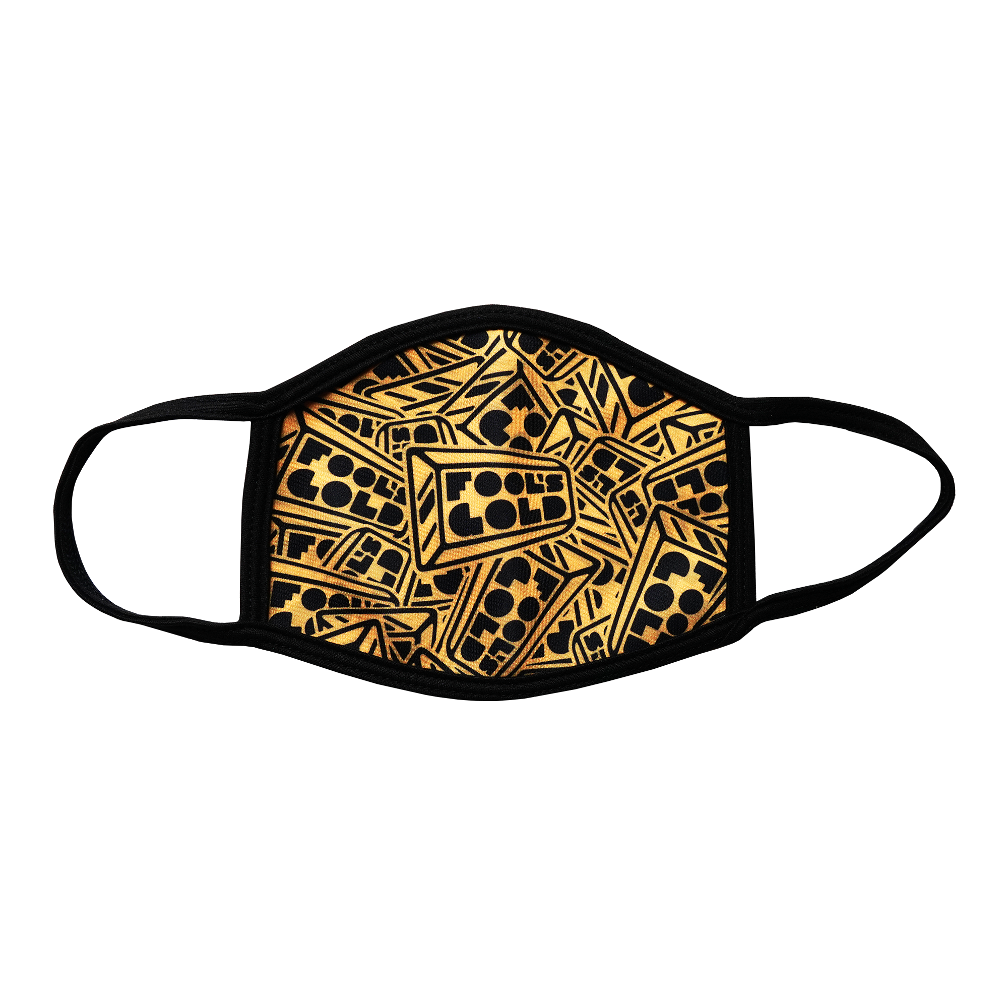 "Fool's Gold ""All Over"" Mask"