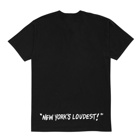 "Fool's Gold ""Loud Boy"" Tee - Black"