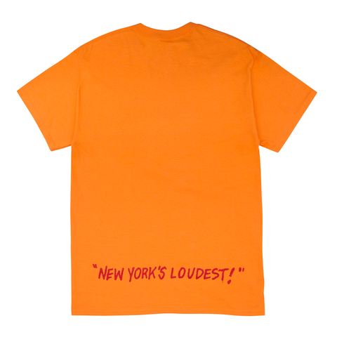 "Fool's Gold ""Loud Boy"" Tee - Peach"