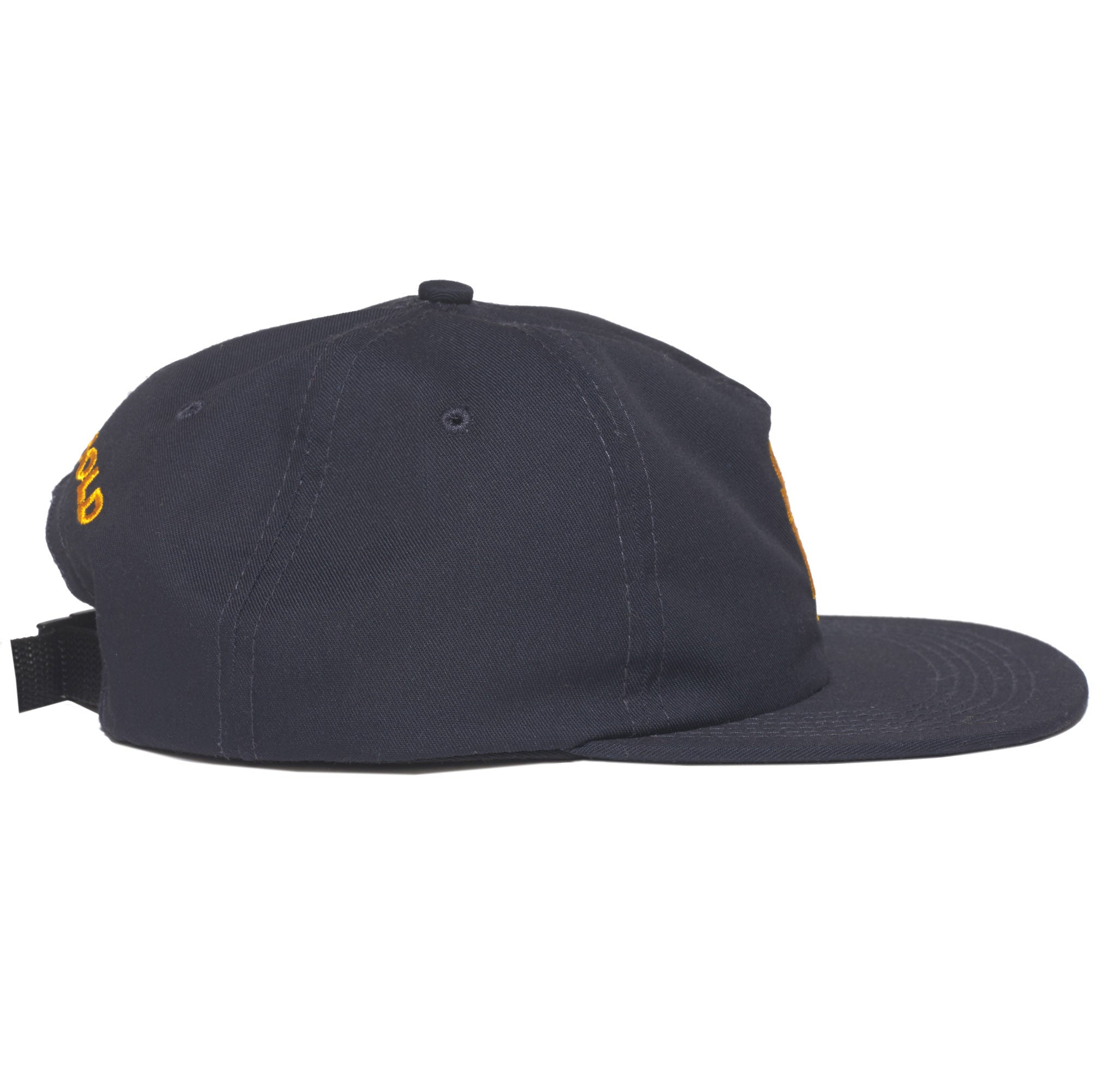 "Fool's Gold ""Alphabetical"" Cap"