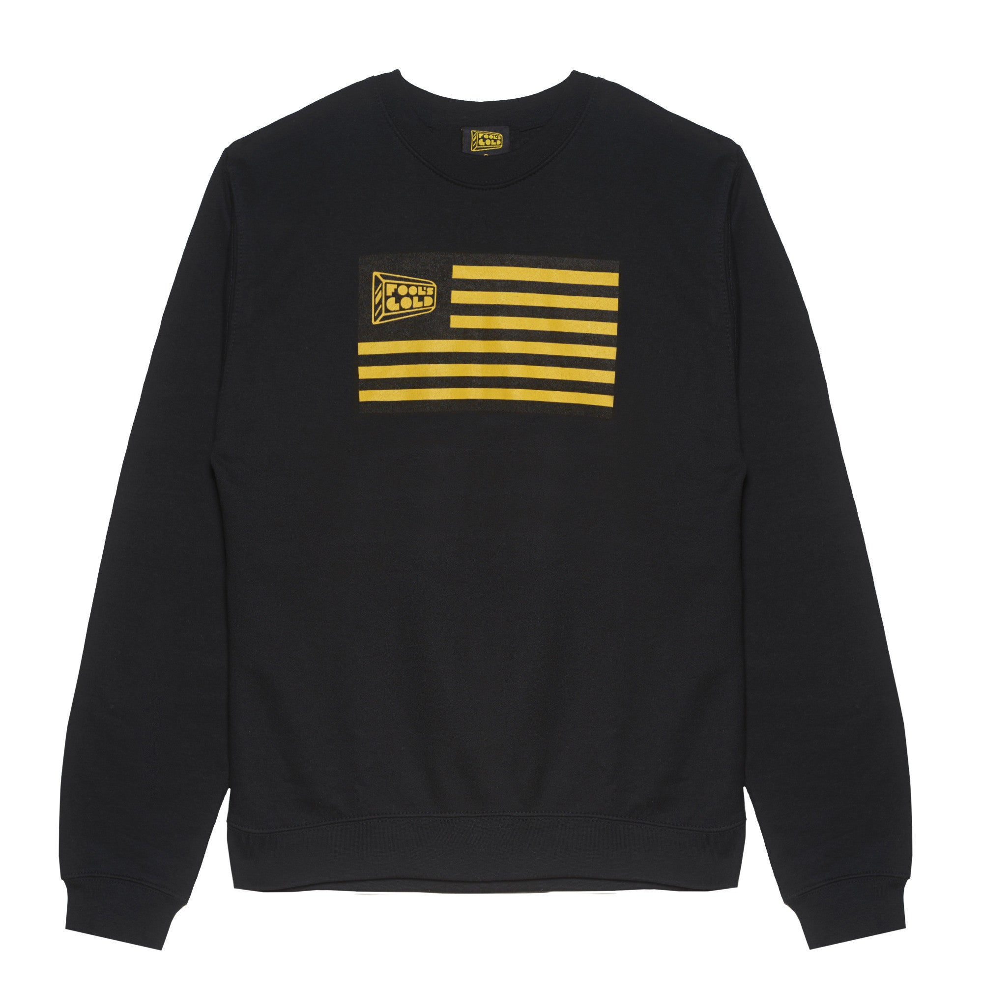 "Fool's Gold ""Flag"" Crewneck"