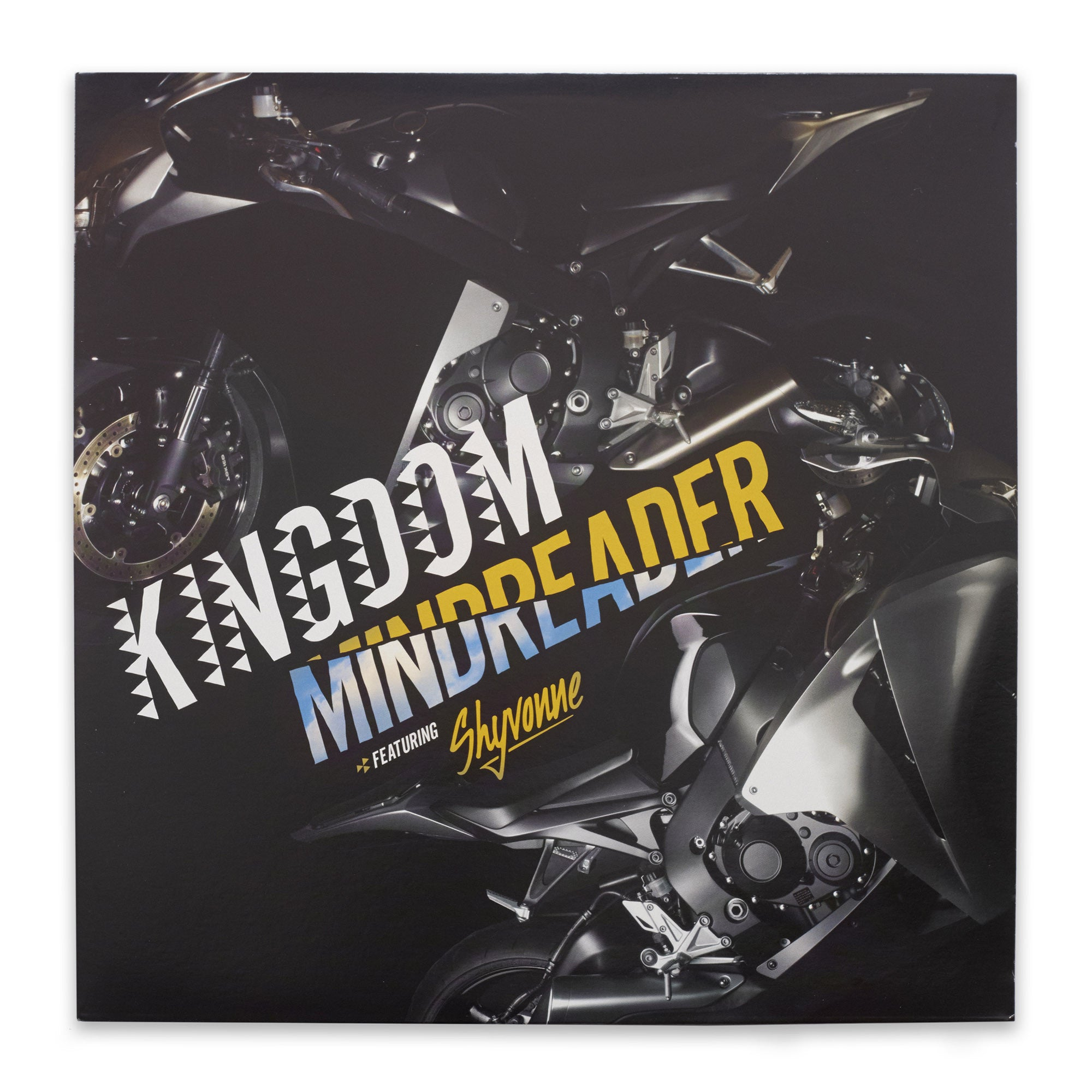 "Kingdom ""Mind Reader"" 12"""