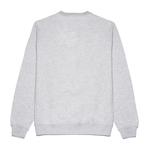 "Fool's Gold ""Logo"" Crewneck - Grey"