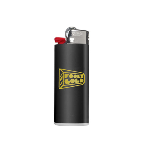 "Fool's Gold ""Logo"" Mini Lighter"